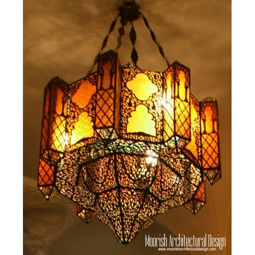 Traditional Moroccan Chandelier 06