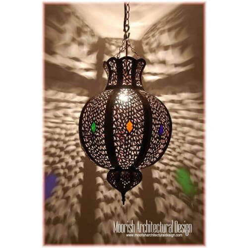 Traditional Moroccan Pendant 26