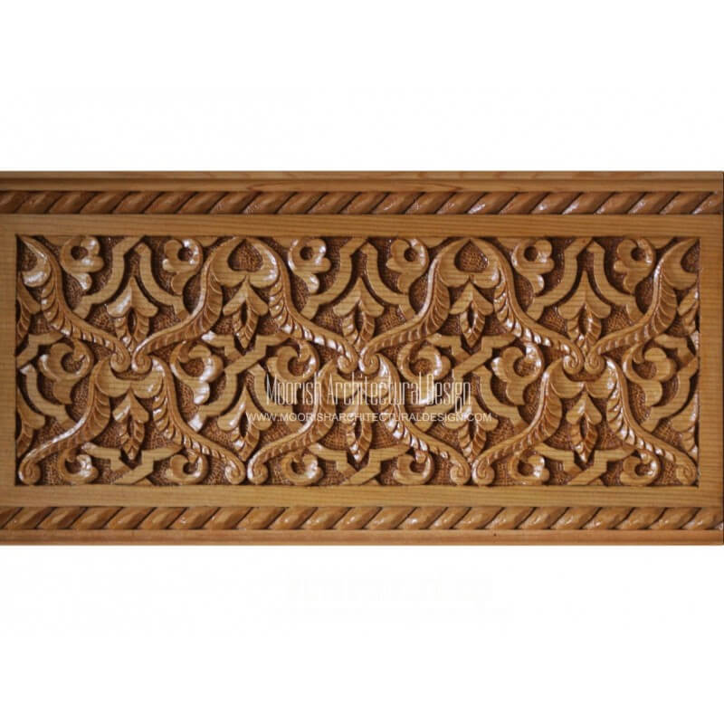 Islamic Woodwork design