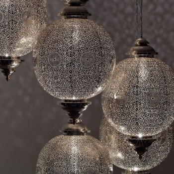 Moorish Lighting Moroccan Lamps
