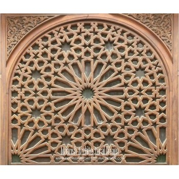 Moroccan Architectural Elements