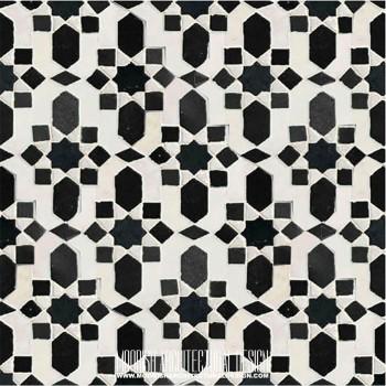 Moroccan Tile Sustainable Kitchen Floor Tiles Moorish Bathroom Design