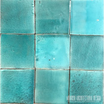 Moroccan Pool Tile Mediterranean Swimming Pool Tiles